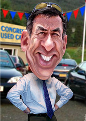 Darrell Issa, Caricature (DonkeyHotey) Tags: california face photomanipulation photoshop photo congressman political politics cartoon manipulation caricature politician republican chairman commentary houseofrepresentatives politicalcommentary darrellissa donkeyhotey 49thcongressionaldistrict houseoversightandgovernmentreformcommittee darrelledwardissa