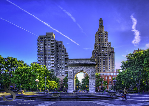 washington square park-