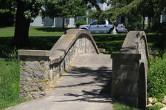 Walking bridge at village park in waunakee wisconsin 6.19.20 (waunakee railfan) Tags: canon eos rebel t2i