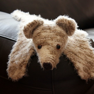 by flickr - Bearskin Rug