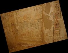 Tomb of Petosiris 18 (eLaReF) Tags: egypt tombs isadora hieroglyphs hieroglyphics ibex elgebel tunaelgebel petosiris tunaelgebbel