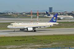 Saudi Arabian Airlines Airbus A320-214 HZ-AS41 (EK056) Tags: airport istanbul airbus saudi arabian airlines atatrk a320214 hzas41