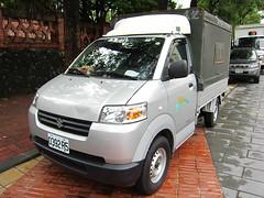 Suzuki Super Carry (rvandermaar) Tags: suzuki carry taiwan suzukisupercarry apv suzukiapv suzukicarry super rvdm
