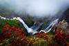 Vøringsfossen (B.AA.S.) Tags: nature norway landscape norge waterfall natur foss hordaland landskap vøringsfossen eidfjord måbødalen universeofphotography