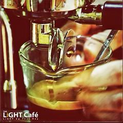 กาแฟสดหลังอาหารเที่ยงแก้ง่วงซักแก้วไหมครับที่ THE LIGHT Café - LIGHT UP YOUR DAY :)