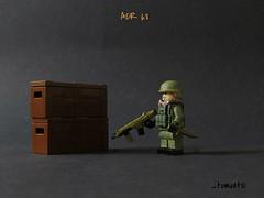 ACR 6.8 (Tomcat Bobcat) Tags: 3 modern three mod lego acr custom modification tac weapons ops 68 minifigure warfare mw3 tacops brickarms