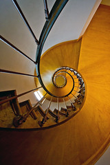 _MG_4502 (dendrimermeister) Tags: france castle architecture stairs spiral chateau loirevalley renaissance azaylerideau