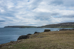 Isle of Canna - Image 55 (www.bazpics.com) Tags: ocean trip bridge family sea vacation holiday beach nature water beauty weather ferry port ties landscape bay coast scotland dock sand scenery natural tide low small may scottish bank location inner coastal ancestor sail remote isle isles connection canna hebrides nts sanday nationaltrustforscotland 2013 backtomyroots johnlornecampbell barryoneilphotography cannahouse