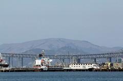 Elm Galaxy (Walt Barnes) Tags: canon eos boat dock ship vessel richmond calif oil chevron tanker oiltanker sanpablobay 60d canoneos60d eos60d wdbones99