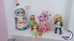 kedada en Casa de muñecas/doll met at casa de muñecas (Arwen♥) Tags: de casa y dal collection bjd pullip blythe kedada cafetería muñecas levante pava arro ilicitana