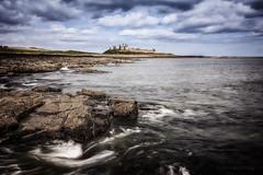 Dunstanburgh Castle (Damon Finlay) Tags: tra