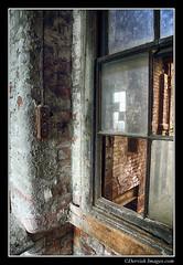 Missing Panes (Dervish Images) Tags: abandoned forsaken derelict dereliction arcangel derelictbuildings forgotton derelictdoors derelictwindows dervishimages