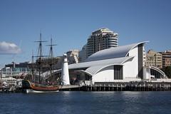 Old boat @ Darling harbor (NunoCardoso) Tags: old harbor boat sydney australia darling