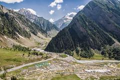 Baltal (Jineshu) Tags: mountains landscape kashmir amarnath baltal zozillapass