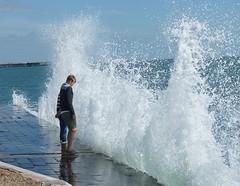 Missed us or Did It (alfieruby) Tags: waves solent southsea sonya77 sony281650ssm
