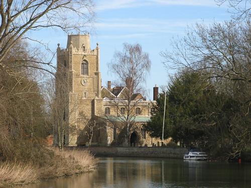Hemingford Grey: Church of St James (Cambridgeshire)