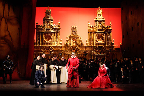 Cast change: Christoph Pohl and Simone Piazzola to sing in <em>Don Carlo</em>