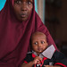 Zacharia and his grandmother | Somalia