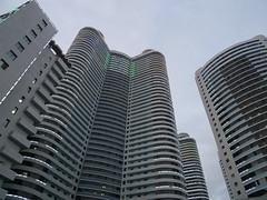 現代化高樓 Modern tall buildings (kuanpl) Tags: northkorea pyongyang 平壤 朝鮮 北韓