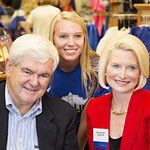 """<b>Callista Gingrich Book Signing_100513_0032</b><br/> Photo by Zachary S. Stottler Luther College '15<a href=""""http://farm3.static.flickr.com/2876/10181096555_b3b82bf81d_o.jpg"""" title=""""High res"""">∝</a>"""