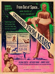 (1953) Invaders from Mars Poster (00) (Brown's Lair) Tags: alien ufo 1950s scifi horror invasion invadersfrommars williamcameronmenzies alienmovies