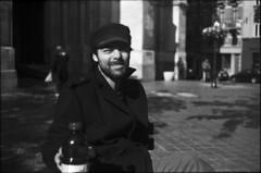 Jeremy (strzez wartosci) Tags: street brussels portrait people analog bruxelles apx100 yashica