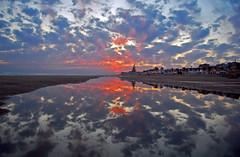 Mirror sunset (Juampiter) Tags:
