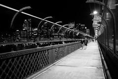 DSCF0491_S (Konrad Lembcke) Tags: world life road city trip travel bridge people white black art by skyline night photography harbour sydney documentary australia most journey walkway sreet noc