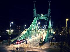 331/365 - 27/11/2013 (oana-emilia) Tags: city nightphotography bridge night liberty evening hungary budapest day331 libertybridge szabadsaghid gellertter day331365 gellertsquare 3652013 365the2013edition 27nov13