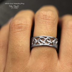 Infinity Wedding Band 14K Unisex Wedding Ring (Silly Shiny) Tags: wedding white silly eye love beautiful sign rose yellow by yard diamonds gold design engagement amazing shiny heart princess cut good lace finger deluxe infinity side fine band aquamarine jewelry icon rope knot drop ring chain jeans cocktail rings jacket smiley bow luck bracelet pear statement romantic tibetan 14k lightning sailor ruby clover bliss setting index cosmic exclusive endless pave hera duchess neckace invetation imoticon