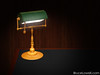 "LEGO Banker's Lamp • <a style=""font-size:0.8em;"" href=""http://www.flickr.com/photos/44124306864@N01/11179864474/"" target=""_blank"">View on Flickr</a>"