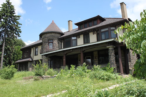 Abandoned House, Highland Park
