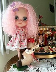 Pink Mohair Back in da House