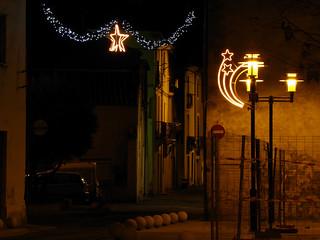 Frontignan (34), illuminations 2012