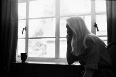 Gemma (Emmaalouise Smith) Tags: camera white black london home girl darkroom 35mm movie star hand north emma smith gemma processed emmaalouise