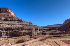 a mountain in the atlas (Ryoushi no syokubutsuen) Tags: art sahara nature landscape desert arabic berber marocco marrakech magrib almagrib medrassa