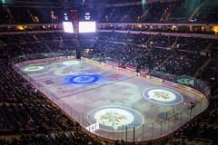 Before The Game (bryanscott) Tags: canada building hockey architecture winnipeg manitoba arena winnipegjets
