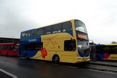2753-04 (Ian R. Simpson) Tags: pj05zvz volvo b7tl wright eclipsegemini transdev burnleypendle lancashireunited thelancashireway burnleybuscompany bus 2753