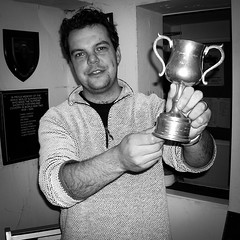 "Darren Herbet receiving Wyvern Trophy • <a style=""font-size:0.8em;"" href=""http://www.flickr.com/photos/113772263@N05/12153628973/"" target=""_blank"">View on Flickr</a>"
