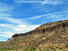 Hualapai Mountains, Kingman, Arizona (dsjeffries) Tags: mountains landscape bush bluesky blueskies northernarizona scrub mesas kingman buttes hualapaimountains kingmanarizona americansouthwest arizonalandscape arizonascenery amataviikahuwaaly