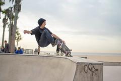 Venice Skater (SteveWillard) Tags: california ven