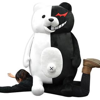 超巨大黑白熊來襲!