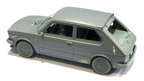 Laudo Racing Fiat 127 Sport 70HP