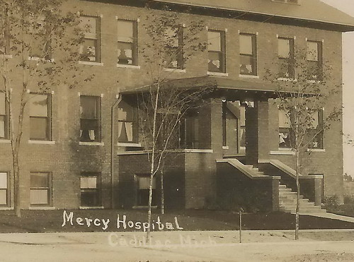 nw cadillac mi hospital rppc sisters of mercy hospital originally. Cars Review. Best American Auto & Cars Review