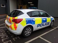New Herts Astra (NW54 LONDON) Tags: astra vauxhall vauxhallastra hertfordshirepolice