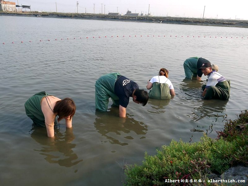 【漁民體驗】彰化芳苑