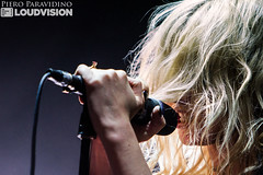Taylor Momsen - The Pretty Reckless (sensitive2light) Tags: italy woman milan hot sexy girl rock concert italia singing live milano stage gig hard singer alternative select gossip goingtohell taylormomsen pieroparavidino theprettyreckless