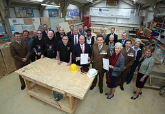"""Building Heroes & Chichester College Joint Armed Forces Covenant Signing • <a style=""""font-size:0.8em;"""" href=""""http://www.flickr.com/photos/146127368@N06/32752863003/"""" target=""""_blank"""">View on Flickr</a>"""