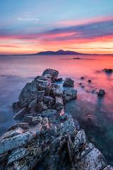 St John's Point (Explored) (Hibernia Landscapes (sjwallace9)) Tags: down sunset mountain mourne ireland irish landscape