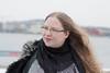 20170308 Fotostund med Joanne och Terese (Sina Farhat - Webcoast) Tags: photowalk fotopromenad winter vinter göteborg gothenburg sweden sverige porträtt portait canon50d canon50mm14usm canon580exii snow snö slottskogen hamnen 031